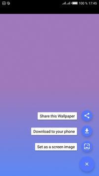 Gradient Wallpapers 2019 screenshot 7