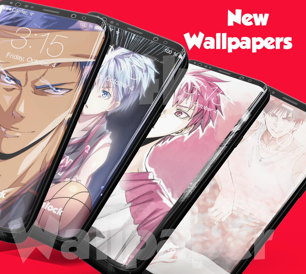 Kuroko No Anime Basket Wallpapers 4k For Android Apk Download