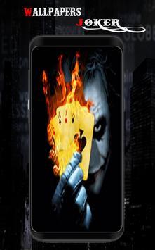Scary Joker Wallpapers  | AMOLED Full HD screenshot 1