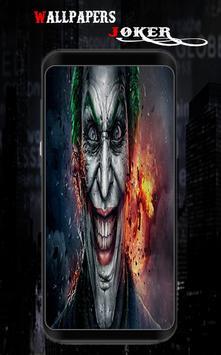 Scary Joker Wallpapers  | AMOLED Full HD screenshot 2