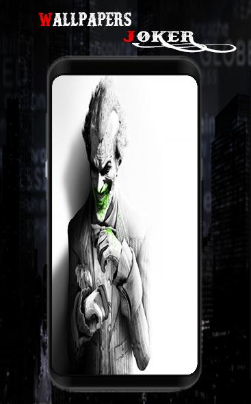 Scary Joker Wallpapers Amoled Full Hd For Android Apk