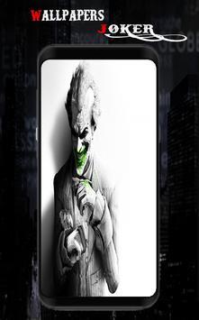 Scary Joker Wallpapers  | AMOLED Full HD screenshot 3