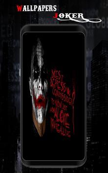 Scary Joker Wallpapers  | AMOLED Full HD screenshot 4