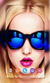 Dove Cameron Wallpaper HD screenshot 1