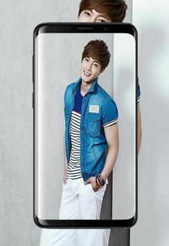 Kim Hyun Joong Wallpapers screenshot 4