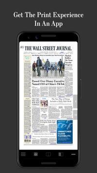 WSJ Print bài đăng
