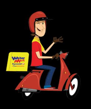 WalterMart Delivery poster