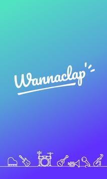 Wannaclap poster