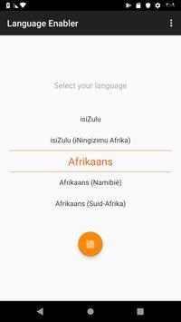 Language Enabler 스크린샷 2