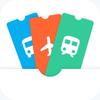 Icona Orari e offerte treni, voli e bus - Wanderio