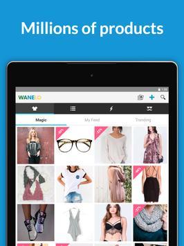 Wanelo screenshot 5