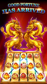 Golden Fortune Jackpot Slots screenshot 1