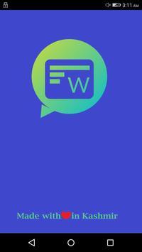 Messenger for Wansaw screenshot 3