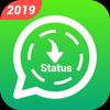 Wastatus - status saver app for whatsapp ikona