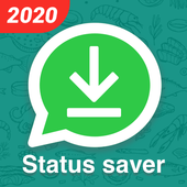 Wastatus - status saver, download status icon