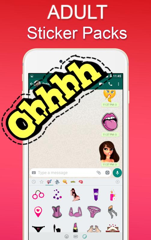 WAStickerApps ADULT stickers for WhatsApp for Android