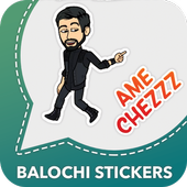 Balochi Stickers For Whatsapp icon