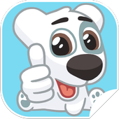WAStickerApps - Dog Stickers 🐶 أيقونة