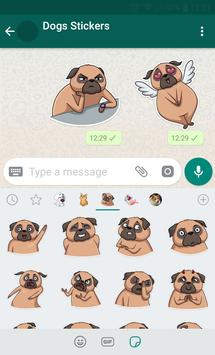 WAStickerApps - Dog Stickers 🐶 تصوير الشاشة 7