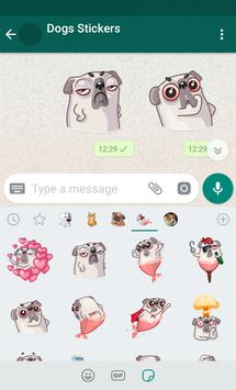 WAStickerApps - Dog Stickers 🐶 تصوير الشاشة 8