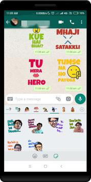 Double Meaning Sticker For Whatsapp screenshot 5