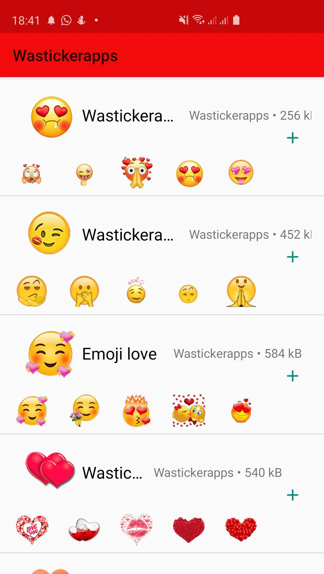 Wastickerapps Love Stickers Emojis For Whatsapp For Android Apk Download