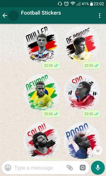 Football Stickers poster