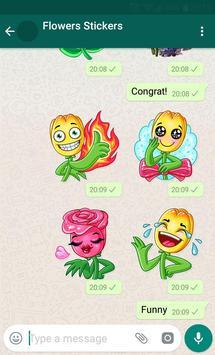 New WAStickerApps 🌹 Flower Stickers For WhatsApp screenshot 8