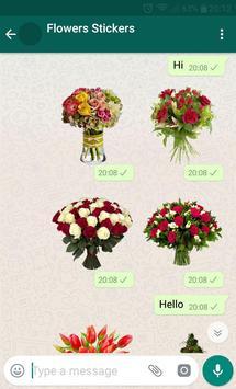 New WAStickerApps 🌹 Flower Stickers For WhatsApp screenshot 9