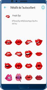 WAStickerApps Kiss Stickers screenshot 4