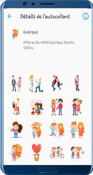 WAStickerApps Kiss Stickers screenshot 2