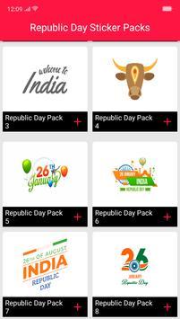 Republic Day Stickers screenshot 6
