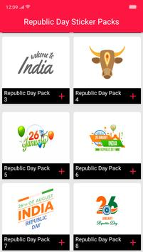Republic Day Stickers screenshot 14