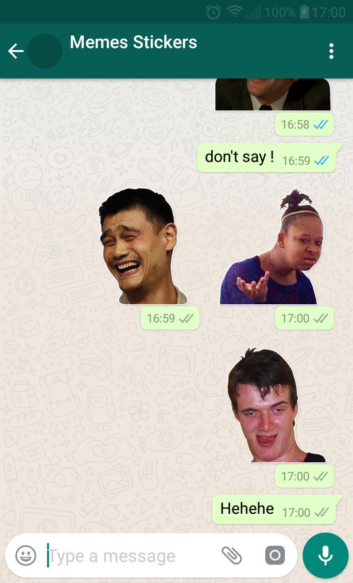 Lustige Whatsapp Sticker Bilder