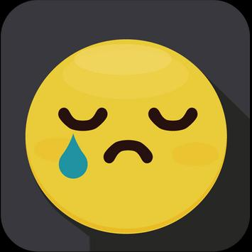 😭 Sad Stickers for WhatsApp ( WAStickerApps ) 😭 screenshot 4