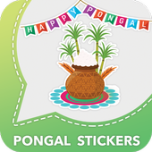 Pongal Stickers icon