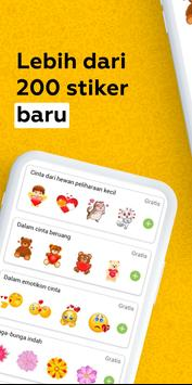 New Love Stickers untuk WhatsApp - WAStickerApps penulis hantaran