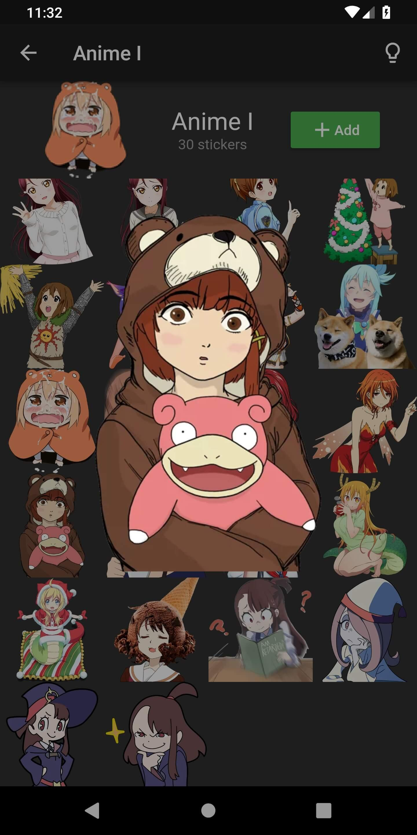 Anime Kawaii Stickers For Whatsapp Wastickerapps For Android Apk Download