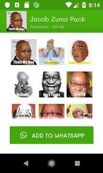ANC Stickers screenshot 6
