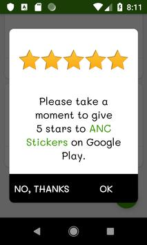 ANC Stickers screenshot 13