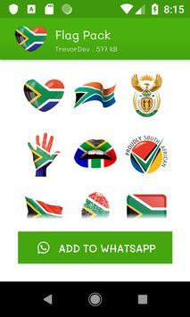 ANC Stickers screenshot 10