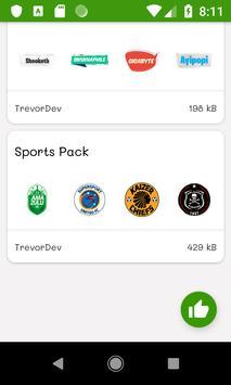 ANC Stickers screenshot 12