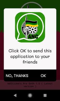 ANC Stickers screenshot 1