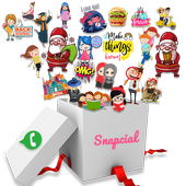 ikon Stickers for Whatsapp - WAStickerApps