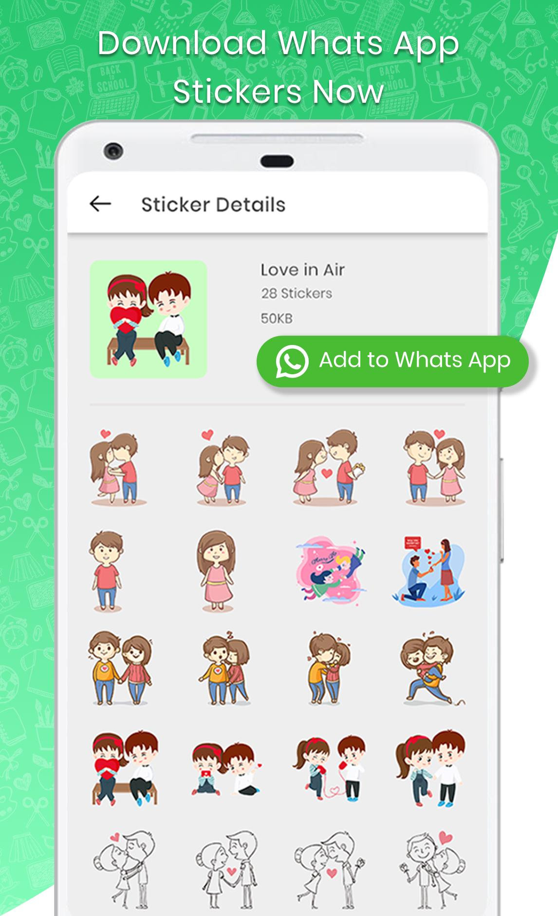 STICKERS FOR WHATSAPP - STICKER MAKER for Android - APK Download