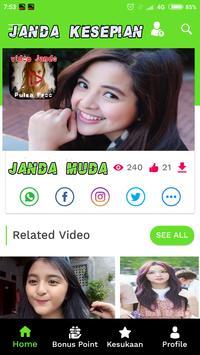 Janda dan Mama Muda Video Status screenshot 1