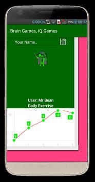 Brain Exercise Games - IQ test screenshot 13