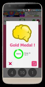 Brain Exercise Games - IQ test screenshot 4