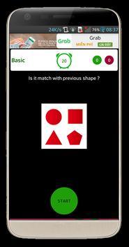 Brain Exercise Games - IQ test screenshot 5