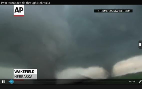 Washington Post Video syot layar 4